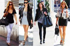 Kim Kardashian Casual Looks