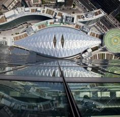 EFTE;     La torre di Palazzo Lombardia, Milano;    Architects : Pei Cobb Freed & Partners