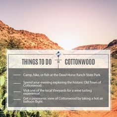 Wine Tasting Experience, Horse Ranch, Local Attractions, Old Town, The Locals, State Parks, Vineyard, Arizona, Things To Do