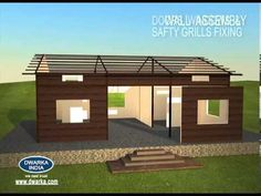 Pre Fabricated Home -Dwarka India