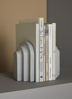 My monthly round up of new minimalist design that has caught my eye – from sculptural vases and curvaceous vessels to Bauhaus-inspired chairs and modular shelving systems Beton Design, Concrete Design, Modular Shelving, Shelving Systems, Antique Oil Lamps, Beton Diy, Collections Of Objects, Concrete Furniture, Concrete Crafts