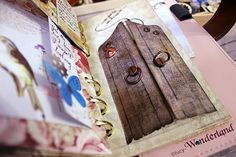 "Lucy-Wonderland: Setup del mio ultimo planner a tema ""fairy steampunk"""