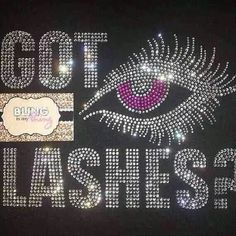 a1d9f3c85 www.youniqueproducts.com/shannonkeon 3D mascara!! Rhinestone Shirts, Long  Lashes