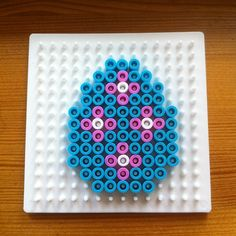 Easter egg hama beads by virrus88