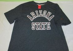 ARIZONA ST SUN DEVILS  NCAA  T  Shirt - Sz XL - NIKE TRI BLEND #Nike #ArizonaStateSunDevils