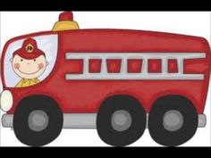 ▶ The Fire Truck Song - YouTube
