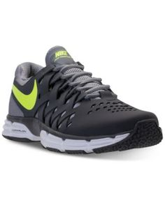 0169f4ad26e4 Nike Mens Lunar Fingertrap TR Training Sneakers from Finish Line .