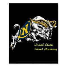 US Naval Academy Dark Print from http://www.zazzle.com/pride+runs+deep+posters