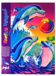 remember when all of your notebooks and folders were Lisa Frank?