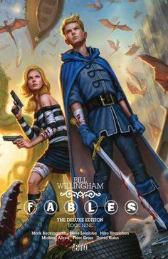 Fables - (Fables (Vertigo))by Bill Willingham (Hardcover) Fables Comic, Les Fables, Vaughan, The Wolf Among Us, Vertigo Comics, Book Sculpture, Free Books Online, Graphic Novels, Saints