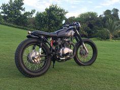 1974 Honda CB360t bratstyle