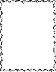 Here's a little doodle frame for Valentine's Day!  Drag and drop it into your document (I use powerpoint mostly) and you can add text boxes inside of it.   No credit necessary.   If you like it - I'd love feedback.