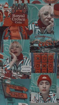 Embedded V Taehyung, Bts Jungkook, Taekook, Vaporwave Anime, Bts K Pop, Bts Wallpapers, Jungkook Aesthetic, Kpop Aesthetic, All Bts Members