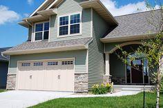 Courtyard Collection 162Z | Overhead Door Co. Of Cedar Rapids U0026 Iowa City |  For The Home | Pinterest | Cedar Rapids, Residential Garage Doors And  Garage ...
