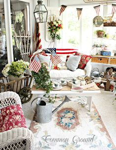 Savvy Southern Style: My Favorite Room......Common Ground