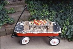 Save Money Barbecuing This Summer with One of These Inventive DIY Grills « MacGyverisms