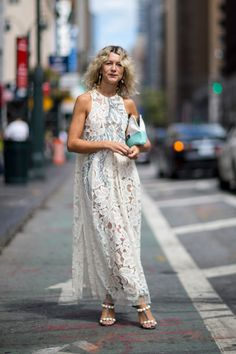 Get Your Street Style Fix Straight From New York Fashion Week
