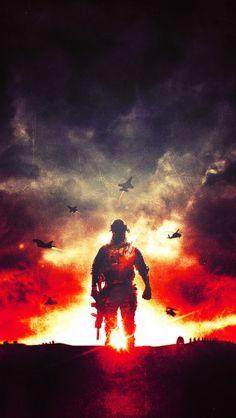 Battlefield 4 Games #iPhone 5 #Wallpaper Download Link theiphonewalls.com