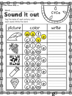 An excellent summer math and literacy pack with tons of engaging activities and worksheets for first grade. The pack covers sight words, vowels, digraphs & blends, word work, grammar, reading & comprehension, writing and other literacy practice. #elementaryactivities #elementaryworksheets #elementarymath