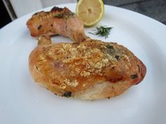 Best Ever Roast Chicken Legs - BrokeAss Gourmet