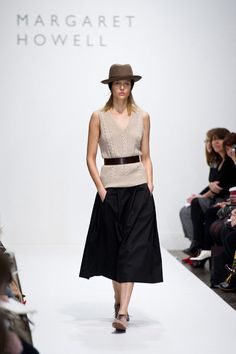 Designers in the spotlight include Mulberry, Jasper Conran and Vivienne Westwood London Fashion, Women's Fashion, Margaret Howell, Real Beauty, Vivienne Westwood, Folk, Designers, My Style, Pretty