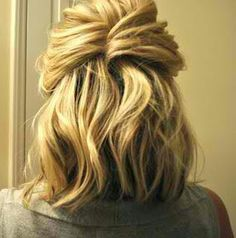 Love Hairstyles for shoulder length hair? wanna give your hair a new look? Hairstyles for shoulder length hair is a good choice for you. Here you will find some super sexy Hairstyles for shoulder length hair, Find the best one for you, Good Hair Day, Great Hair, Awesome Hair, Pretty Hairstyles, Easy Hairstyles, Style Hairstyle, Hairstyle Short, Wedding Hairstyles, Haircut Style