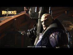Conoce a los personajes de Raiders of the Broken Planet en un nuevo tráiler - http://paraentretener.com/conoce-a-los-personajes-de-raiders-of-the-broken-planet-en-un-nuevo-trailer/
