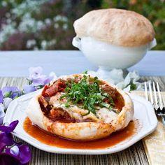 FOODjimoto: Pizza Pot Pie