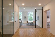 BASE Advocaten Interior Design Monumental Office Buidling