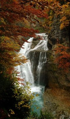 Waterfall La Cueva