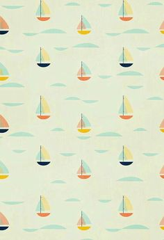 Wallpaper for nautical families