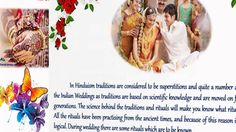 Amazing Scientific Reasons behind Hindu Wedding Traditions