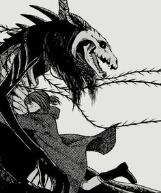 The ancient magus' bride 魔法使いの嫁/Mahō Tsukai no Yome by Kore Yamazaki