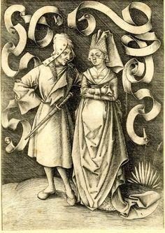 Medieval toiletpapering.