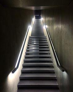 Miuccia's museum   Fondazione Prada   Stair