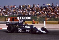 1975 Jean-Pierre Jabouille Tyrell Ford 007 Ford Cosworth