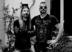 """Today, Pär & Joakim de Sabaton étaient en promotion à Paris pour la sortie de """" The Last Stand """" ( le 19 août dans les bacs chez Nuclear Blast ).  Leur message ; https://youtu.be/l2Wshd_Uep0"""