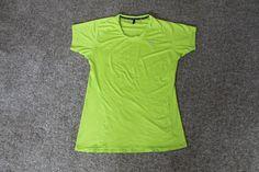 Under Armour Womens Lime Green UA Short Sleeve Crew Neck Tee Medium M #UnderArmour #ShirtsTops