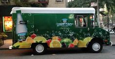 Truck Decals for Poland Spring Water by KNAM Media http://wrapscar.com/