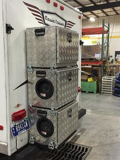 Generator Boxes for Travel Trailers, campers, rv