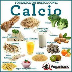 Alimentos que fortalecen nuestros huesos