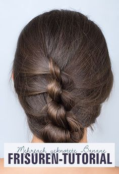 Simple Hairstyles for School: The Twister, HAİR STYLE, Simple Hairstyle Tutorial for school. Easy Hairstyles For Kids, Elegant Hairstyles, Diy Hairstyles, Bridesmaid Hairstyles, Teenage Hairstyles, Natural Hairstyles, Medium Hair Styles, Short Hair Styles, Little Girl Hairdos