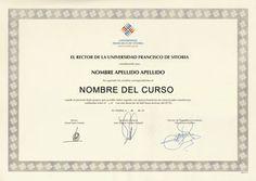 certificado de estudios - Buscar con Google