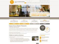 Web Site http://www.e-dna.it/portfolio-item/casa-di-cura-beato-palazzolo-coordinato