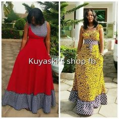 African Maxi Dresses, African Dresses For Women, Ankara Dress, African Attire, African Wear, African Women, African Print Fashion, Africa Fashion, Moda Afro