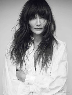 Helena Christensen | Eurowoman | 2018 Cover | Home Photoshoot