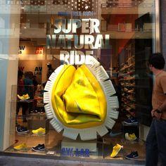 26f7b21c592c4d Nike Free window   AW Lab opening in Milan Cool Retail