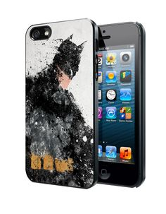 Batman a hero painting Samsung Galaxy S3 S4 S5 Note 3 Case, Iphone 4 4S 5 5S 5C Case, Ipod Touch 4 5 Case