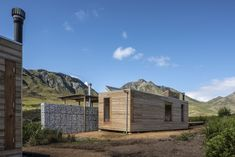 Gallery of Kogelberg Cabins / KLG Architects - 4