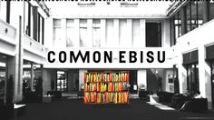 COMMON EBISU - new style street library.neighborhoods make their own library.share their books with each other! cool idea for the book lover like me!